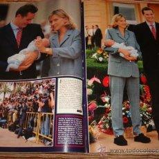 Coleccionismo de Revista Hola: INFANTA CRISTINA. JACKIE KENNEDY. MICK JAGGER. DON JOHNSON.. Lote 36598183