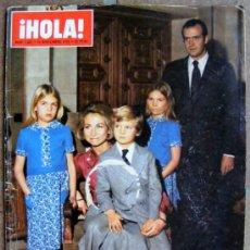 Coleccionismo de Revista Hola: REVISTA ¡ HOLA ! Nº 1.629 NOVIEMBRE DE 1975 . Lote 36603464