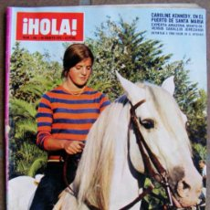 Coleccionismo de Revista Hola: REVISTA ¡ HOLA ! Nº 1.461 AGOSTO DE 1972. Lote 36653681