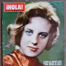 Coleccionismo de Revista Hola: REVISTA ¡ HOLA ! Nº 1.341 MAYO DE 1970 . Lote 36751242