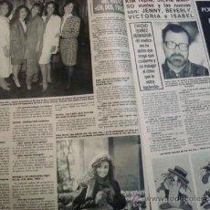 Coleccionismo de Revista Hola: UN, DOS, TRES. CAROLINA DE MONACO. PRINCESS DIANA. REVISTA HOLA. Lote 36851553