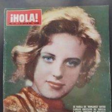 Coleccionismo de Revista Hola: REVISTA HOLA NUM 1341 9 DE MAYO AÑO 1970. Lote 37170568