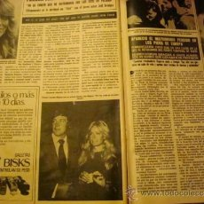 Coleccionismo de Revista Hola: FARRAH FAWCETT- INFANTA CRISTINA- JACKIE KENNEDY- ELSA BAEZA-. Lote 37177526