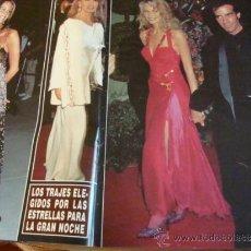 Coleccionismo de Revista Hola: CLAUDIA SCHIFFER- PRINCESS DIANA- REVISTA HOLA . Lote 37332351