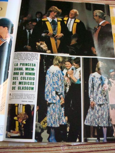 Coleccionismo de Revista Hola: PRINCESA DIANA - Foto 2 - 37349741
