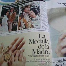Coleccionismo de Revista Hola: GRACIA DE MONACO- MIGUEL BOSÉ- JULIO IGLESIAS- INFANTA CRISTINA- BARBARA BOUCHET. Lote 37408387