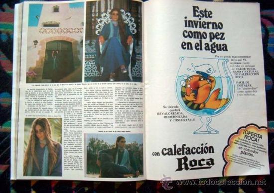 Coleccionismo de Revista Hola: BRIGITTE BARDOT, URSULA ANDRESS, PATTY PRAVO, ROMINA POWER, NADIA COMANECI, CORINNE CLERY - Foto 4 - 37519206