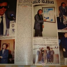 Coleccionismo de Revista Hola: PRINCESA DIANA- JULIO IGLESIAS- CAROLINA DE MONACO. REVISTA HOLA. Lote 37624939