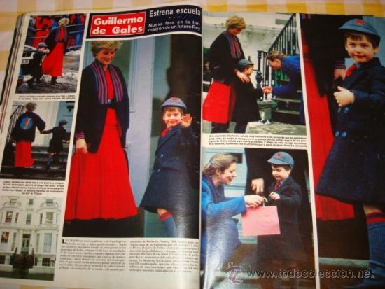Coleccionismo de Revista Hola: PRINCESA DIANA - Foto 2 - 37624939