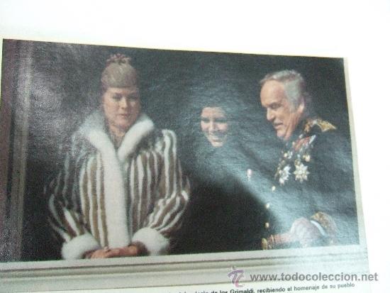 Coleccionismo de Revista Hola: REVISTA HOLA - 1981 - ISABEL PREYSLER - TAMARA - CARLOS FALCO - JULIO IGLESIAS - GRIÑON - KENNEDY - Foto 3 - 37683005