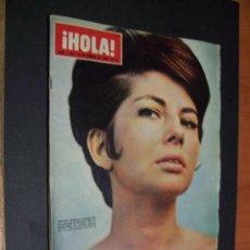 Coleccionismo de Revista Hola: ! HOLA ¡ Nº 1069 - 20 FEBRERO 1965 - 8 PTS. Lote 38129031