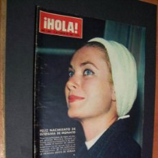 Coleccionismo de Revista Hola: ! HOLA ¡ Nº 1068 - 13 FEBRERO 1965 - 8 PTS. Lote 38129069