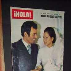Coleccionismo de Revista Hola: ¡ HOLA ! Nº 1379 - 30 ENERO 1971 - 10 PTS.. Lote 38562946