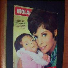 Coleccionismo de Revista Hola: ¡ HOLA ! Nº 1147 - 20 AGOSTO 1966 - 8 PTS.. Lote 38563428