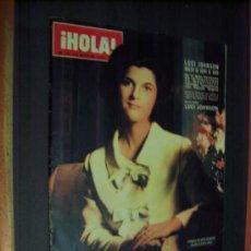 Collectionnisme de Magazine Hola: ¡ HOLA ! Nº 1146 - 13 AGOSTO 1966 - 8 PTS.. Lote 38563563