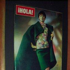 Collezionismo di Rivista Hola: ¡ HOLA ! Nº 1150 - 10 SEPTIEMBRE 1966 - 16 PTS.. Lote 60873619