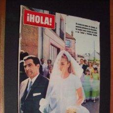 Collectionnisme de Magazine Hola: ¡ HOLA ! Nº 1245 - 6 JULIO 1968 - 10 PTS. Lote 38565944