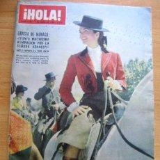 Coleccionismo de Revista Hola - Revista Hola 1132, mayo 1966: Grace Kelly - 39394040