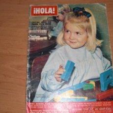 Coleccionismo de Revista Hola: REVISTA HOLA Nº 1275 1 DE FEBRERO 1969. Lote 40377893
