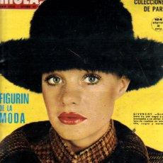 Coleccionismo de Revista Hola: ¡HOLA! FIGURIN DE LA MODA OTOÑO-INVIERNO 1972-73**COLECCIONES DE PARIS. Lote 40865933