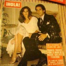 Coleccionismo de Revista Hola: JULIO IGLESIAS- PRINCESA DIANA- NORMA DUVAL.. Lote 41104199