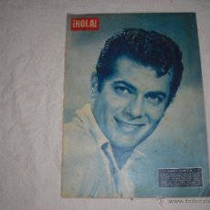 Coleccionismo de Revista Hola: ¡HOLA 1956 Nº 599, EN PORTADA TONY CURTIS. Lote 41106275