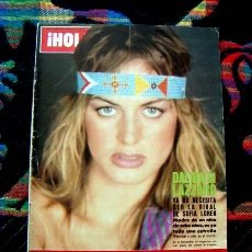 Coleccionismo de Revista Hola: REVISTA HOLA / JANE BIRKIN, DALILA DI LAZZARO, ELVIS PRESLEY, ANN MARGRET, MARIA JOSE CANTUDO. Lote 41247254
