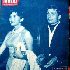 Coleccionismo de Revista Hola: REVISTA HOLA 1962 / MARILYN MONROE, ROMY SCHNEIDER, PRINCESS SORAYA, JACQUELINE KENNEDY. Lote 41247328