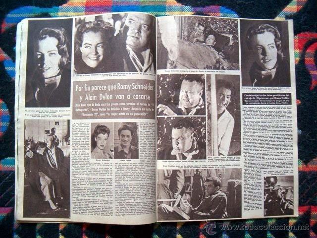 Coleccionismo de Revista Hola: Revista HOLA 1962 / MARILYN MONROE, ROMY SCHNEIDER, PRINCESS SORAYA, JACQUELINE KENNEDY - Foto 2 - 41247328