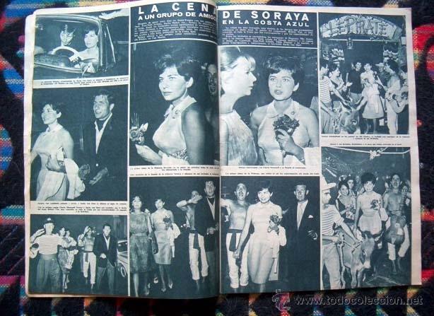 Coleccionismo de Revista Hola: Revista HOLA 1962 / MARILYN MONROE, ROMY SCHNEIDER, PRINCESS SORAYA, JACQUELINE KENNEDY - Foto 3 - 41247328