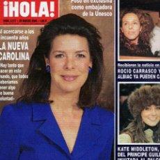 Coleccionismo de Revista Hola: REVISTA HOLA-CAROLINA DE MONACO Nº 3217-29-MARZO-2006. Lote 41477091