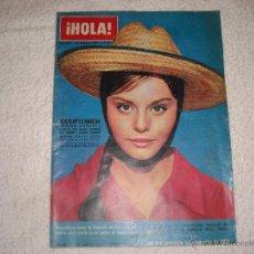 Coleccionismo de Revista Hola: ROCIO DE LA MANCHA (ROCIO DURCAL ENERO 1963. Lote 42320070