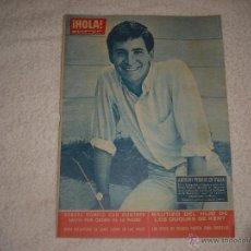 Coleccionismo de Revista Hola: EN PORTADA ANTHONY PERKINS 1962. Lote 42320969