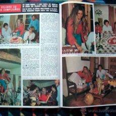 Coleccionismo de Revista Hola: REVISTA HOLA / BRIGITTE BARDOT, CANDICE BERGEN, SALVADOR DALI, ZEUDY ARAYA, , KENNEDY, BARNARD. Lote 42779809