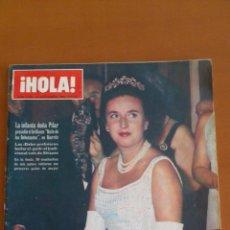 Coleccionismo de Revista Hola: HOLA Nº 1152 *24/09/1966*BAILE GALA EN VENECIA*JACKIE KENNEDY*LIZ TAYLOR Y RICHARD BURTON*. Lote 43146637