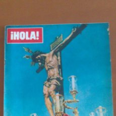 Coleccionismo de Revista Hola: HOLA Nº 1177 *18/03/1967*BRIGITTE BARDOT*SHIRLEY MCLAINE*MICHELE MORGAN*HOPE COOKE*. Lote 43212520