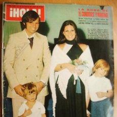 Coleccionismo de Revista Hola: HOLA Nº1626-25/10/75--EL CORDOBES-. Lote 43395041