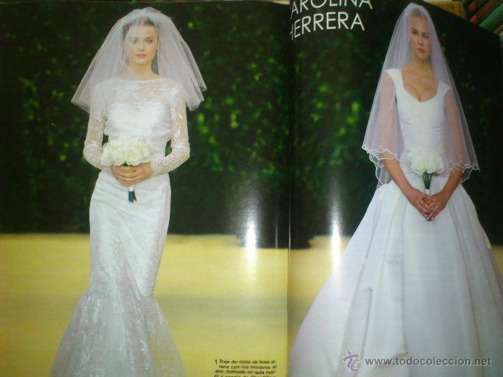 Coleccionismo de Revista Hola: HOLA EXTRA ALTA COSTURa 370PAG.ESPECIAL NOVIAS Primavera VERANO 2013 FANNY GAUTIER - Foto 2 - 43542767