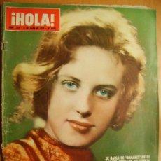 Coleccionismo de Revista Hola: ¡HOLA! Nº1341-9/5/70-SS. EE. EL GENERALISIMO-CAROLINA DE MONACO. Lote 43565670