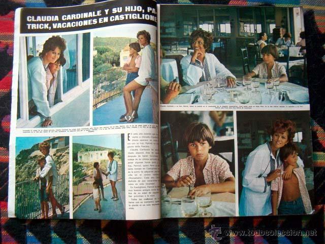 Coleccionismo de Revista Hola: Revista HOLA / CLAUDIA CARDINALE, JACQUELINE KENNEDY, PETER SELLERS, PRINCESA SORAYA - Foto 2 - 43747147