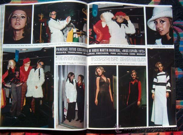 Coleccionismo de Revista Hola: Revista Hola / MISS ESPAÑA, SOPHIA LOREN, BURT REYNOLDS, MIGUEL BOSE, BRIGITTE BARDOT, MARK LESTER - Foto 3 - 44420394