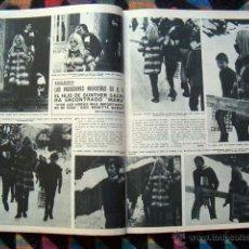 Coleccionismo de Revista Hola: REVISTA HOLA / BRIGITTE BARDOT, SANDIE SHAW, GEORGE HAMILTON, FARAH DIBA, MARISA MELL. Lote 44438164