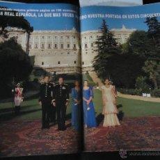 Coleccionismo de Revista Hola: REPORTAJE CASA REAL REY REINA PRINCIPE INFANTAS, ETC . Lote 44821910
