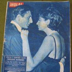 Coleccionismo de Revista Hola: HOLA - NUMERO 941 - 8 AL 14 SEPTIEMBRE DE 1962.. Lote 45176190