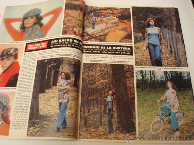 Coleccionismo de Revista Hola: SOFIA LOREN - Foto 2 - 45872124