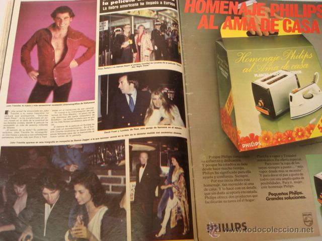 Coleccionismo de Revista Hola: JOHN TRAVOLTA - Foto 3 - 45872124