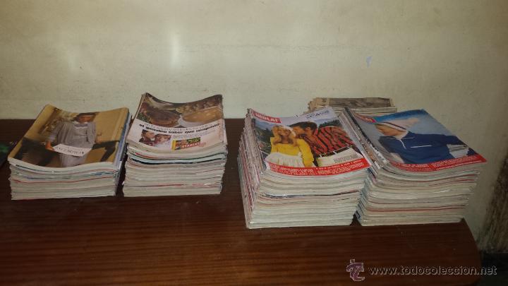 Coleccionismo de Revista Hola: Lote 114 revistas HOLA años 60, 70 y 3 de principios de los 80 - Ver detalles se venden sueltas 5€ - Foto 115 - 117723528
