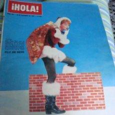 Coleccionismo de Revista Hola: BRIGITTE BARDOT- CARMEN SEVILLA- SOFIA LOREN. Lote 46511941