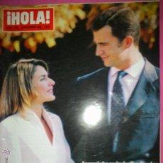 Coleccionismo de Revista Hola: HOLA PETICION DE MANO REINA LETIZIA Nº3093 2003. Lote 46662239