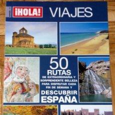 Coleccionismo de Revista Hola: REVISTA ¡HOLA! VIAJES Nº 17. Lote 46662951
